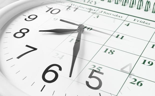 Calendari laboral per a 2018