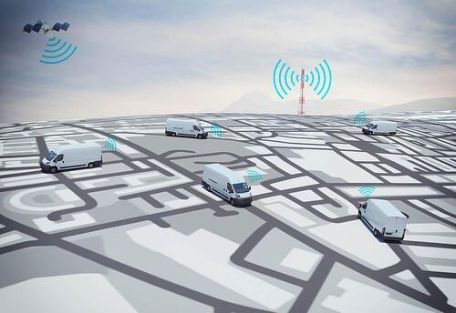 És possible col·locar un sistema GPS en els vehicles d'empresa utilitzats pels treballadors?