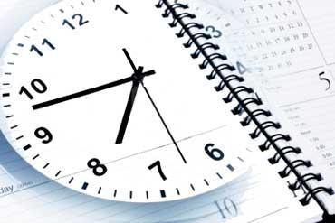 Adaptació del sistema horari per qüestions de salut